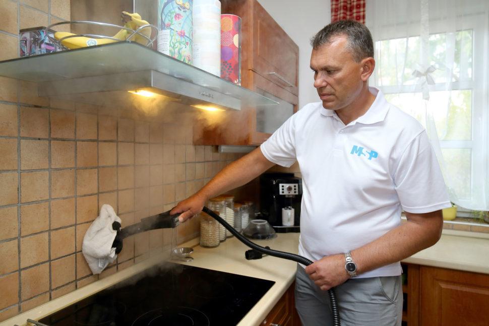 Parní čistič Ecoprof