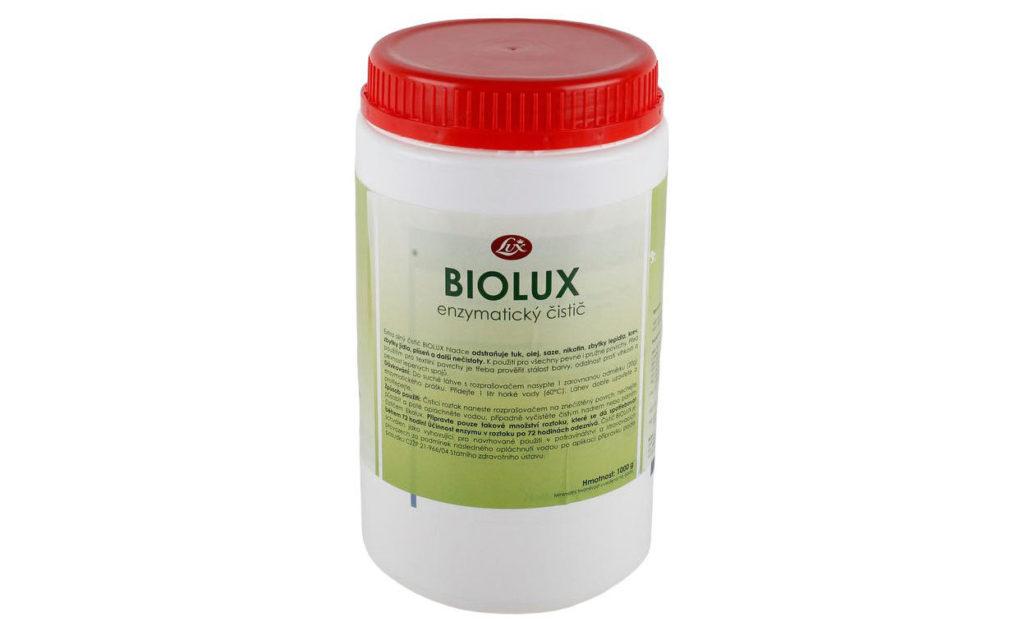 Enzymatický čistič Biolux